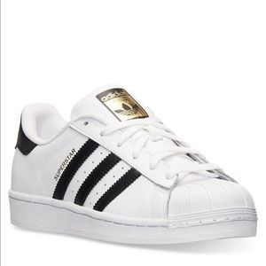 BNWT Adidas Superstar Sneakers